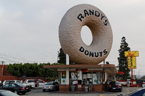 Randy's Donuts Geschaeft