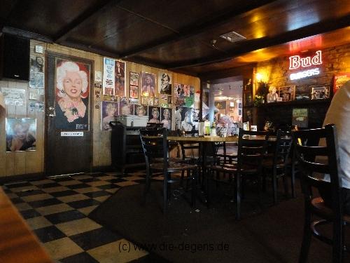 Peggy-Sue's Diner - innen