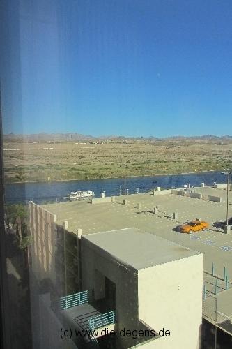 Aquarius Casino Resort - Zimmeraussicht