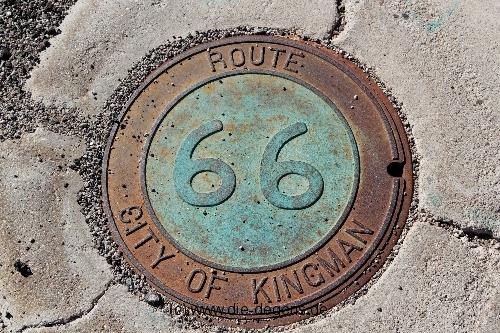 Route 66 Deckel