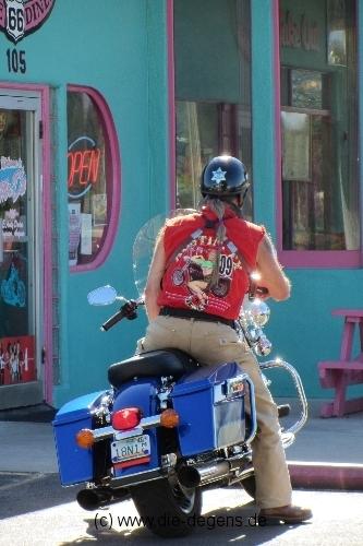 Mr. D'z Typ Motorrad