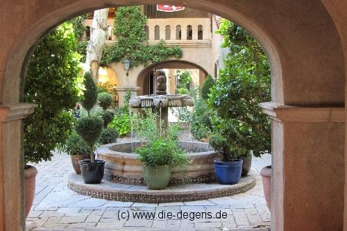 Sedona Brunnen 1