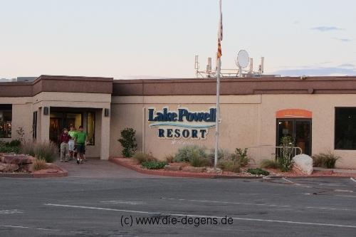 Hotel_Lake Powell