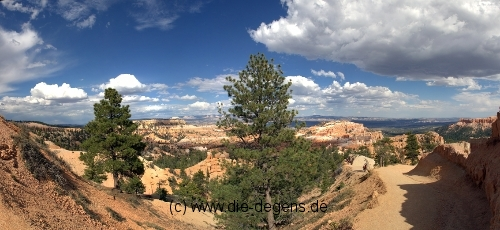 Bryce Canyon Panorama 1