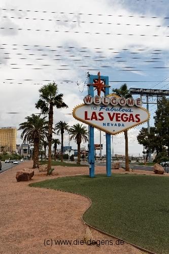Las Vegas Schild 1
