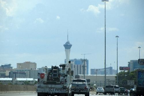Las Vegas aus der Ferne 2