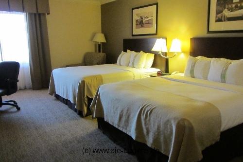 Hotelzimmer Fresno 1