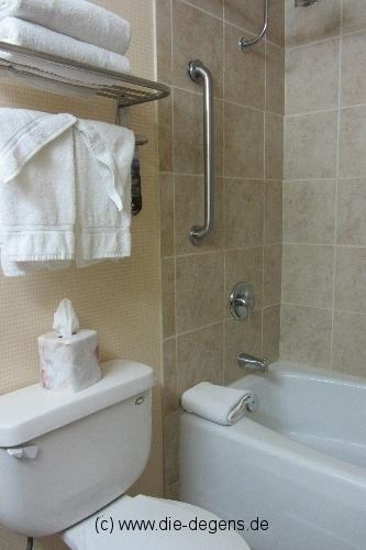 Hotelzimmer Fresno 2