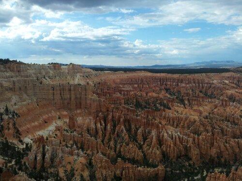 Bilder vom Bryce Canyon