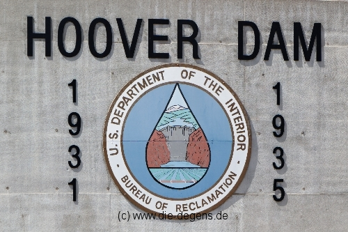 Reisebericht USA 2012 – Teil 7 – Las Vegas → Hoover Dam → Las Vegas