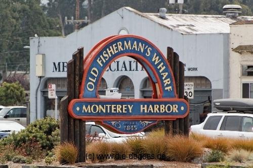 Reisebericht USA 2012 – Teil 12 – San Francisco → Santa Maria