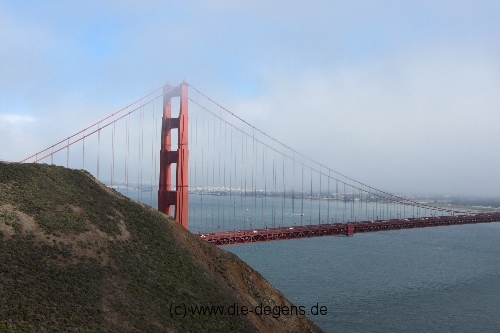 Reisebericht USA 2012 – Teil 11 – San Francisco