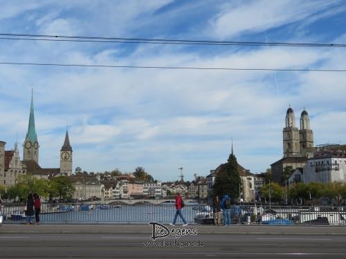 Zürich im Oktober 2019