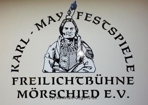 Karl-May-Festspiele in Mörschied