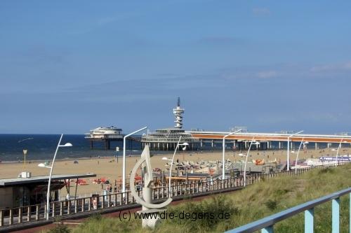 Ein kurzer Besuch der Nordsee.
