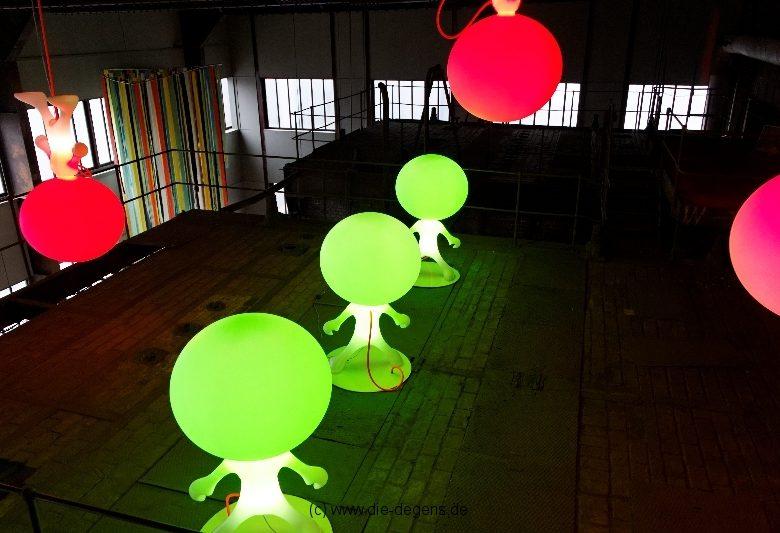 """""""Ruhrmuseum"""" und """"red dot design museum"""" auf Zeche Zollverein in Essen"""