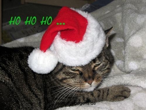 Weihnachten und so…