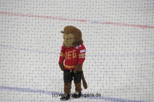 Eishockey – oder: Zu Gast bei der DEG