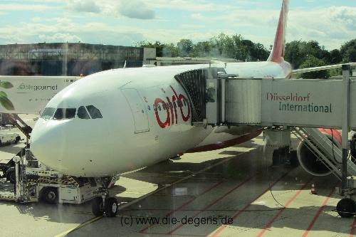 Reisebericht USA 2012 – Teil 1 – Anreise in die USA