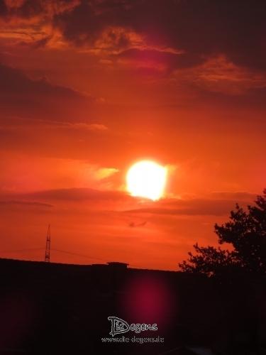 Sonnenaufgänge…
